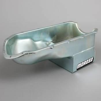 Moroso Performance Products - Moroso Pontiac V8 Oil Pan