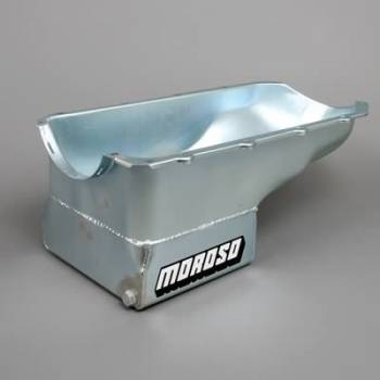 Moroso Performance Products - Moroso Pontiac Oil Pan