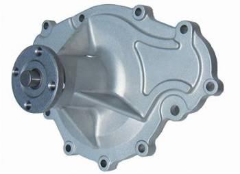 Milodon - Milodon Pontiac H/V Aluminum Water Pump