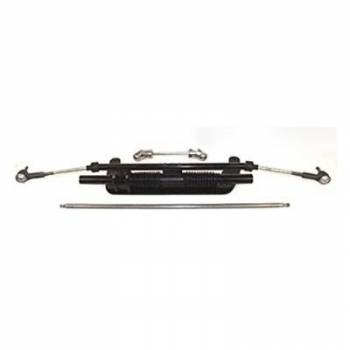 Unisteer Performance - Unisteer Power Rack & Pinion - 60-65 Falcon/Comet - Black