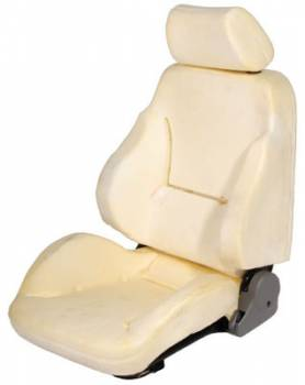 Procar by Scat - ProCar Rally 1000 Seat - Bolstered - Reclining - Left Side - Bare