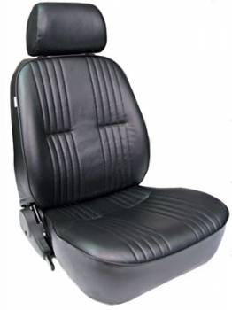 Procar by Scat - ProCar Pro90 Reclining Seat - Driver Side - Black