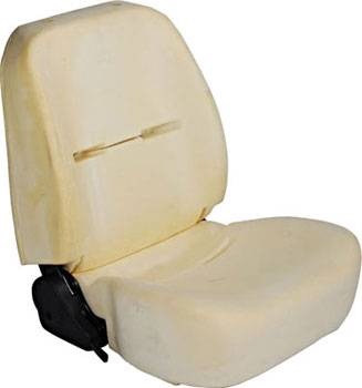 Procar by Scat - ProCar Pro90 Low Back Recliner Seat - Right Side - Bare