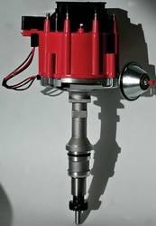 Proform Performance Parts - Proform HEI Street / Strip Distributor - Red Cap