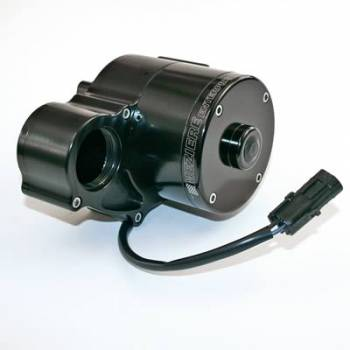Meziere Enterprises - Meziere Single Outlet Electric Water Pump - Radiator Mount