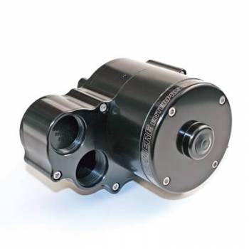Meziere Enterprises - Meziere Dual Outlet Electric Water Pump - Radiator Mount