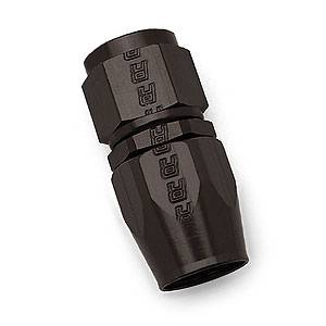 Russell Performance Products - Russell #4 Straight Hose End Black