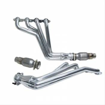 BBK Performance - BBK Performance Full Length Performance Headers - Silver Ceramic