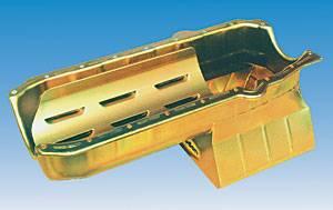 Milodon - Milodon SB Chevy Stroker Oil Pan - Low Profile