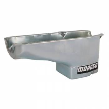 Moroso Performance Products - Moroso S/B Street-Strip Oil Pan