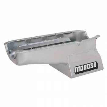 Moroso Performance Products - Moroso SB Chevy Street/Strip Oil Pan