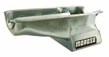 Moroso Performance Products - Moroso SB Chevy Street/Strip Oil Pan 80-85