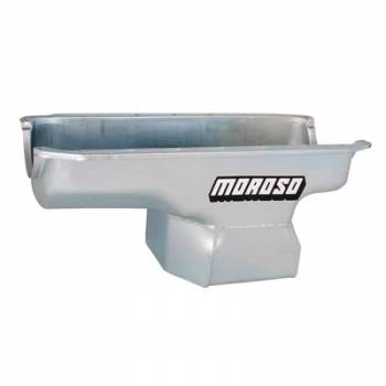 Moroso Performance Products - Moroso SB Chrysler Oil Pan - 273-340