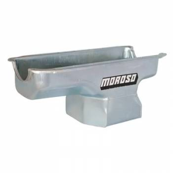 Moroso Performance Products - Moroso SB Chrysler Oil Pan - 360