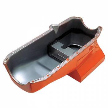 Trans-Dapt Performance - Trans-Dapt Oil Pan - Drag Race 7 Qt. Capacity