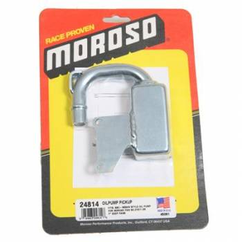 Moroso Performance Products - Moroso Oil Pump Pick-Up