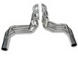 Hooker Headers - Hooker Headers Super Competition Sidemount Headers - Metallic Ceramic Coating