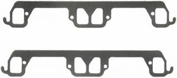 Fel-Pro Performance Gaskets - Fel-Pro SB Chrysler Exhaust Gasket 340-360 Engines 1968-80