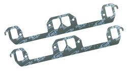 Mr. Gasket - Mr. Gasket Ultra Seal Exhaust Gasket Set - Port Dimensions: Width: 1 in. x Height: 1.64 in.