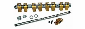 Harland Sharp - Harland Sharp BB Chrysler Rocker Arm & Shaft Kit - 1.6 Ratio