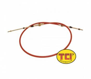 "TCI Automotive - TCI Shifter Cable 2"" Stroke, 5 ft. long"