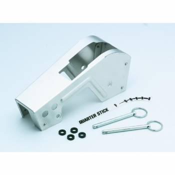 Hurst Shifters - Hurst Shifter Accessory - Quarter Stick® Cover - Aluminum
