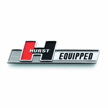 Hurst Shifters - Hurst Equipped Emblem