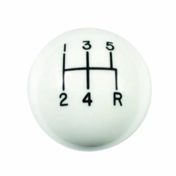 Hurst Shifters - Hurst Classic 5 Speed Knob 7/16-20 Threads