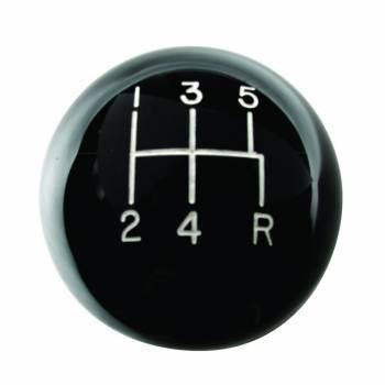 Hurst Shifters - Hurst Mustang 5-Speed Classic Shift Knob - Black