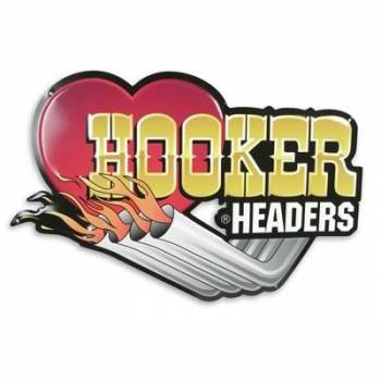 Hooker Headers - Hooker Headers Metal Sign