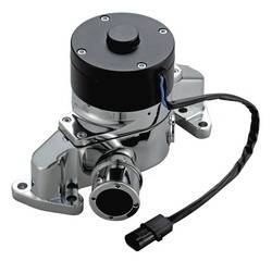Proform Performance Parts - Proform Electric Water Pump - Chrome