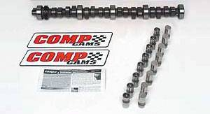 Comp Cams - COMP Cams SB Chevy Cam & Lifter Kit 294s (Solid Lifter #813-16)