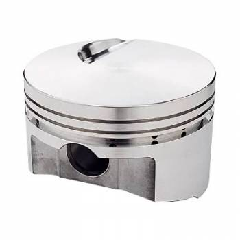 Sportsman Racing Products - SRP BB Chevy Flat Top Piston Set 4.310 Bore -3cc