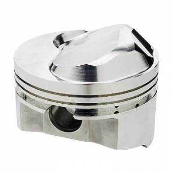 Sportsman Racing Products - SRP BB Chevy Domed Piston Set 4.320 Bore +48cc