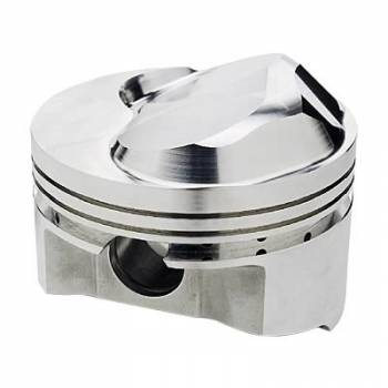Sportsman Racing Products - SRP BB Chevy Domed Piston Set 4.600 Bore +33cc