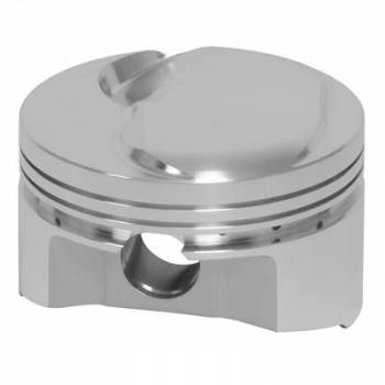 Sportsman Racing Products - SRP BB Chevy Domed Piston Set 4.320 Bore +18cc