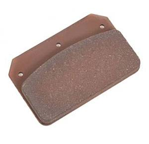 Strange Engineering - Strange Engineering Brake Pad for Wilwood or JFZ Caliper - Hard/Ea.