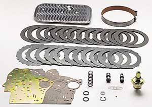 TCI Automotive - TCI TH350 Racing Overhaul Kit