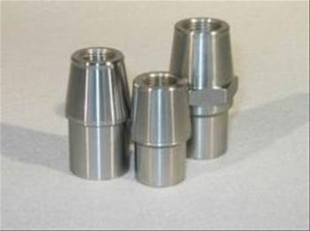 "Meziere Enterprises - Meziere 5/16-24 LH Tube End - 1/2"" x .058"""