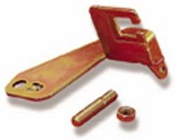Holley Performance Products - Holley Carburetor Throttle Cable Bracket - For Use w/ Holley Spread Bore Models 4165/4175