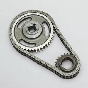 Comp Cams - COMP Cams BB Ford FE Hi-Tech Roller Timing Set