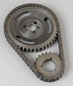 Comp Cams - COMP Cams Ford 351C&m/400M Mag-Double Roller Timing Set