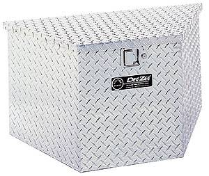 Dee Zee - Dee Zee Triangle Trailer Tool Box Small