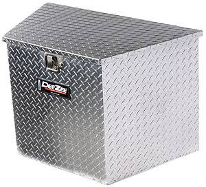 Dee Zee - Dee Zee Triangle Trailer Tool Box Large
