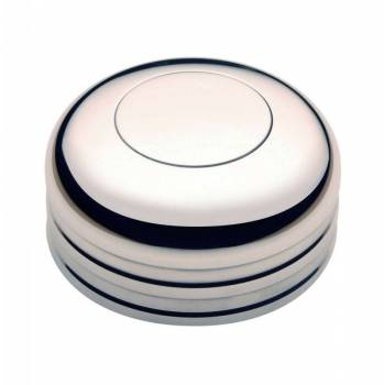 GT Performance - GT Performance GT3 Polished Horn Button-Plain