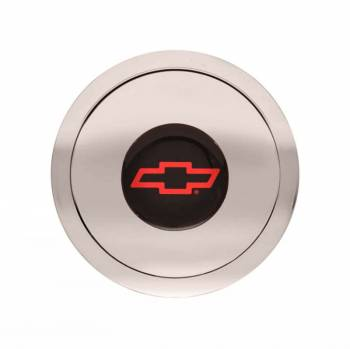 GT Performance - GT Performance GT9 Horn Button-Small-Chevy Bowtie