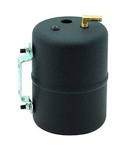 Mr. Gasket - Mr. Gasket Vacuum Canister-Black