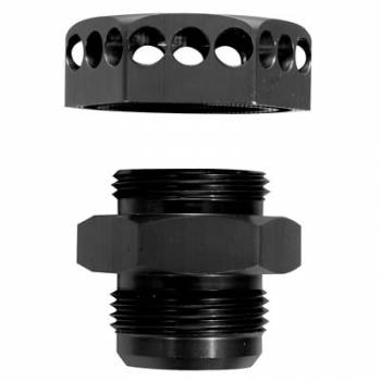 Moroso Performance Products - Moroso -16 AN Positive Seal Vented Fitting