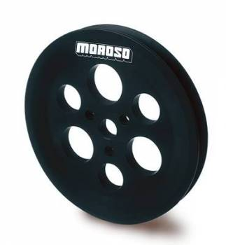Moroso Performance Products - Moroso Air Pump V-Belt Pulley