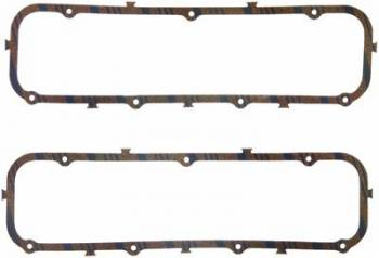 "Fel-Pro Performance Gaskets - Fel-Pro 429-460 Ford Valve Cover 3/16"" Thick Cork/Rubber"